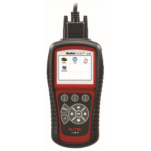 Autel AL609 AutoLink OBDII/ABS Scan Tool image number 0