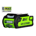 Greenworks 29462 G-MAX 40V 2 Ah Lithium-Ion Battery