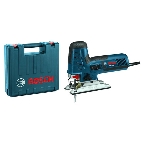 Bosch JS572EBK 7.2 Amp Barrel-Grip Jig Saw Kit image number 0