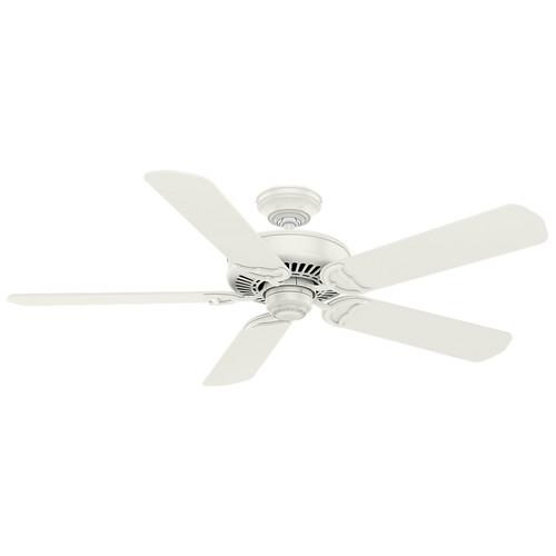 Casablanca 55068 54 in. Panama Fresh White Ceiling Fan with Wall Control
