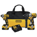 Dewalt DCKTC299P2BT Tool Connect 20V MAX 2-tool Combo Kit with Bluetooth Batteries image number 0