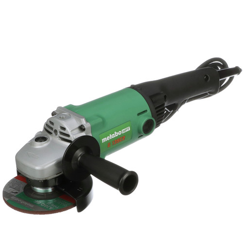 Metabo HPT G13SC2M 5 in. 11 Amp Trigger Switch Small Angle Grinder image number 0