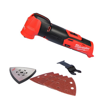 Milwaukee 2526-20 M12 FUEL Brushless Lithium-Ion Cordless Oscillating Multi-Tool (Tool Only)