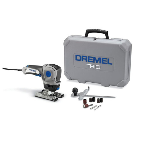 Factory Reconditioned Dremel 6800-DR-RT Trio Rotary Tool Kit