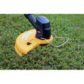 Mowox MNA2071 40V 12 in. Cordless String Trimmer Kit with (1) 4 Ah Lithium-Ion Battery and Charger image number 2