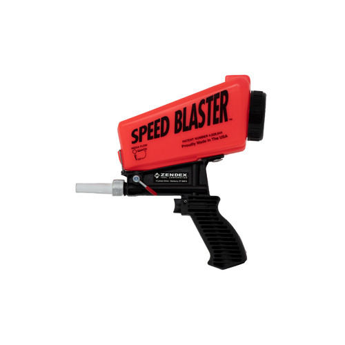 GoJak 007R SpeedBlaster Gravity Feed Media Blaster (Red) image number 0