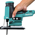 Makita VJ05Z 12V max CXT Lithium-Ion Brushless Barrel Grip Jig Saw, (Tool Only) image number 2