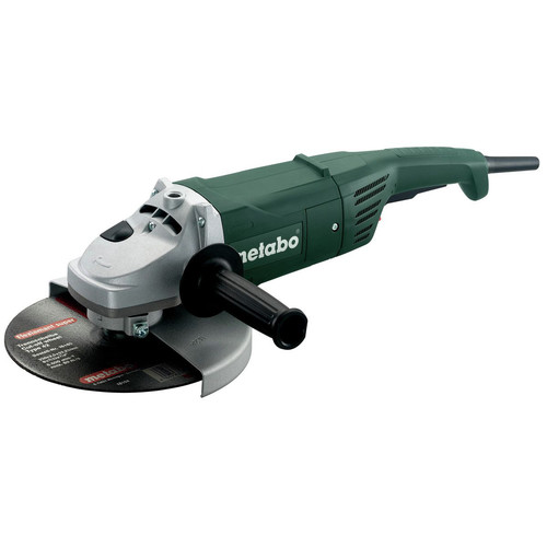 Metabo W2000 7 in. 8,500 RPM 15.0 Amp Angle Grinder