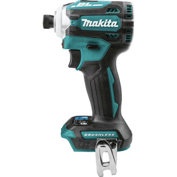Makita XDT16Z 18V LXT Lithium-Ion Brushless Quick-Shift Mode 4-Speed Impact Driver (Tool Only) image number 1