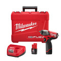 Milwaukee 2454-22 M12 FUEL 12V Cordless Lithium-Ion 3/8 in. Impact Wrench