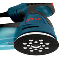 Factory Reconditioned Bosch ROS20VSC-RT 5 in.  VS Palm Random Orbit Sander Kit with Canvas Carrying Bag image number 6