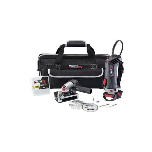 Factory Reconditioned RotoZip RZ2000-52-RT 120V Variable-Speed Spiral Saw Kit