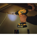 Dewalt DCD771C2 20V MAX Compact Lithium-Ion 1/2 in. Cordless Drill/Driver Kit (1.3 Ah) image number 1