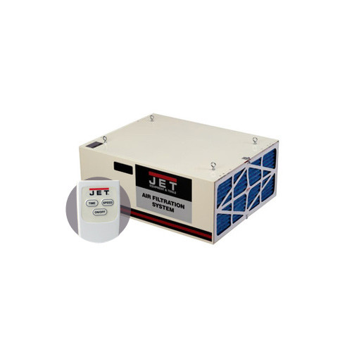 JET 708620B 1,000 CFM Heavy-Duty Air Filtration System with Remote Control (Open Box) image number 0