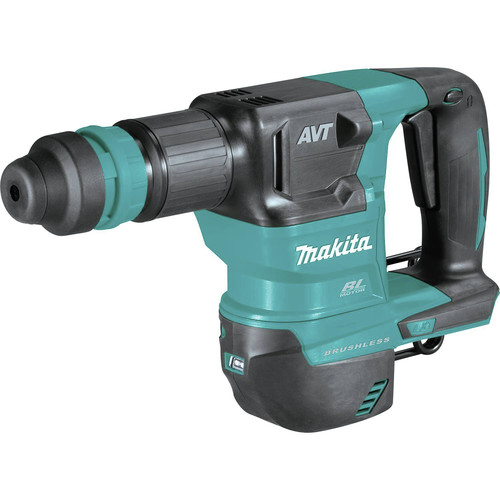 Makita XKH01Z 18V LXT Lithium-Ion Brushless AVT Cordless Power Scraper, accepts SDS-PLUS (Tool Only) image number 0
