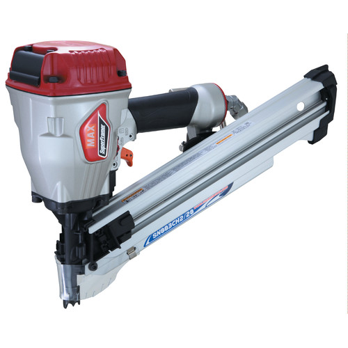 MAX SN883CH2/28 28 Degree 3-1/4 in. x 0.131 in. SuperFramer Offset Clipped Head Framing Nailer image number 0