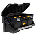 Dewalt DWST24070 24 in. Tote with Removable Power Tools Case image number 2