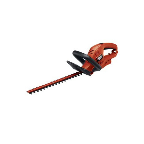 Black & Decker HT18 3.5 Amp 18 in. Dual Action Electric Hedge Trimmer