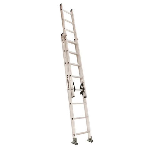 Louisville AE2216 16 ft. Type IA Duty Rating 300 lbs. Load Capacity Aluminum Extension Ladder