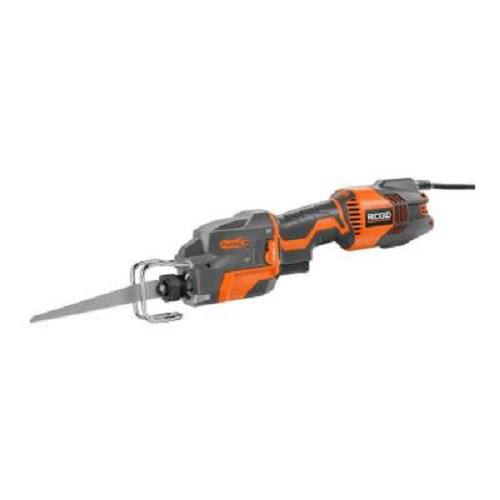 Factory Reconditioned Ridgid ZRR3031 6 Amp One-Handed Orbital Recip Saw with THRU COOL Technology image number 0