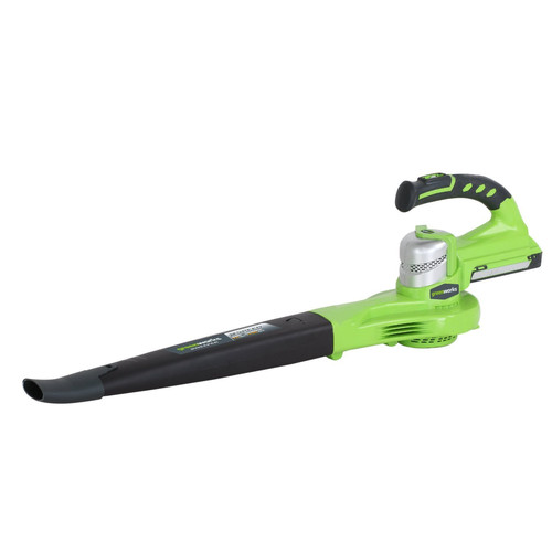 Greenworks 24282 40V G-MAX Cordless Lithium-Ion Variable-Speed Handheld Blower (Bare Tool)