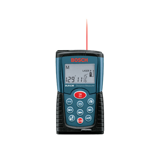 Factory Reconditioned Bosch DLR130K-RT Digital Distance Measurer Kit