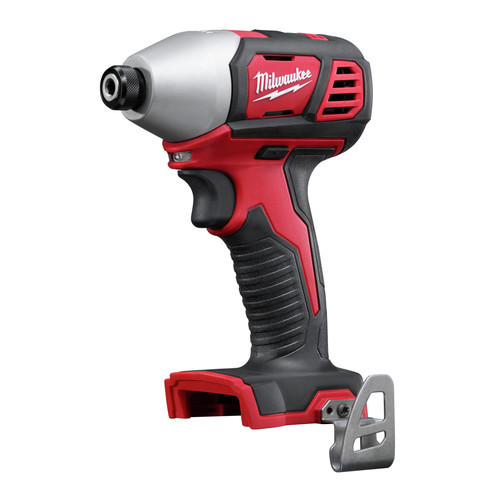 Milwaukee 2656-20 M18 18V Cordless Lithium-Ion 1/4 in. Hex Impact Driver (Tool Only) image number 0