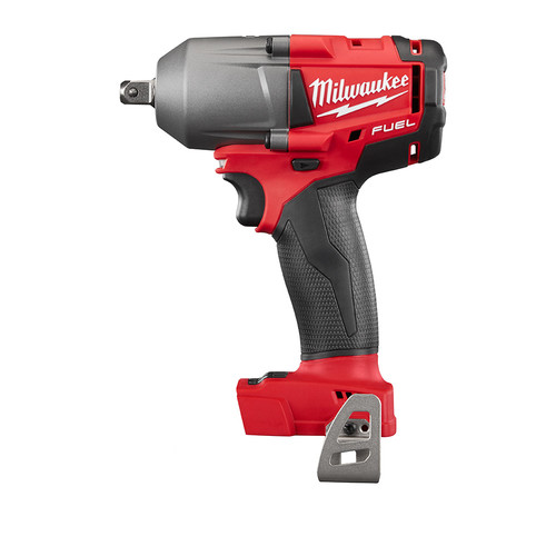 Milwaukee 2860-20 M18 FUEL 1/2 in. Mid-Torque Impact Wrench with Pin Detent (Tool Only) image number 0