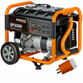 Factory Reconditioned Generac 6432R GP Series 3,300 Watt Portable Generator (CARB)