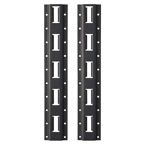 Milwaukee 48-22-8482 2-Piece Vertical E-Track for PACKOUT Wall-Mount Storage Racking Shelf image number 0