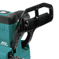 Makita XCU06T 18V LXT Lithium-Ion Brushless Cordless 10 in. Top Handle Chain Saw Kit (5.0Ah) image number 5