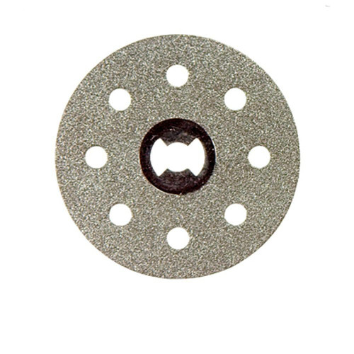 Dremel EZ545 1 1/2 in. EZ Lock Diamond Wheel