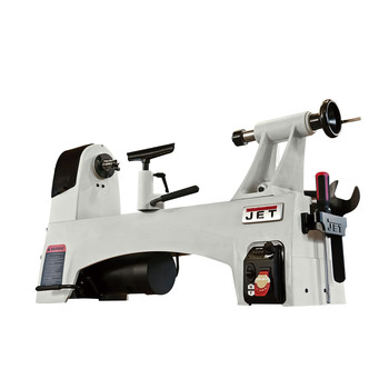 JET JWL-1221VS 115V Variable Speed 12-1/2 in. x 20-1/2 in. Corded Woodworking Lathe
