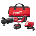 Factory Reconditioned Milwaukee 2709-82 M18 FUEL  18V XC5.0 Ah Cordless Lithium-Ion SUPER HAWG 1/2 in. Right Angle Drill Kit