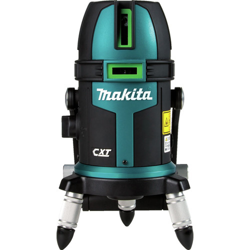 Makita SK209GDZ 12V MAX CXT Lithium-Ion Cordless Self-Leveling Multi-Line/Plumb Point Green Beam Laser (Tool Only) image number 6