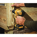 Dewalt DCD771C2 20V MAX Compact Lithium-Ion 1/2 in. Cordless Drill/Driver Kit (1.3 Ah) image number 2