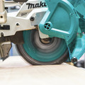 Makita B-66999 12 in. 80T Carbide-Tipped Max Efficiency Miter Saw Blade image number 7