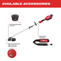 Milwaukee 2825-20ST M18 FUEL String Trimmer with QUIK-LOK (Tool Only) image number 8