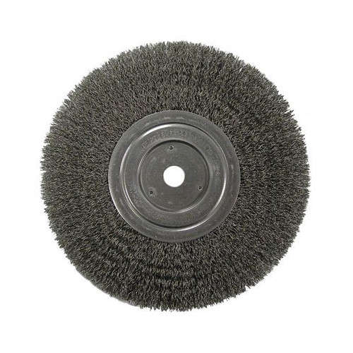 ATD 8263 8 in. Heavy-duty Wire Wheel Brush