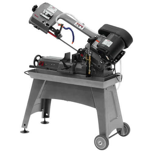 JET J-3230 5 in. x 8 in. Horizontal Wet Band Saw