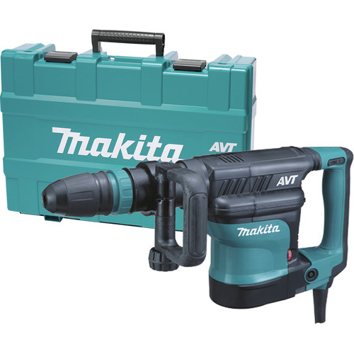 Factory Reconditioned Makita HM1111C-R 14 Amp AVT SDS-MAX Demolition Hammer image number 0