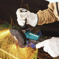 Makita GA5053R 11 Amp Compact 4-1/2 in./5 in. Corded Paddle Switch Angle Grinder with Non-Removable Guard image number 17
