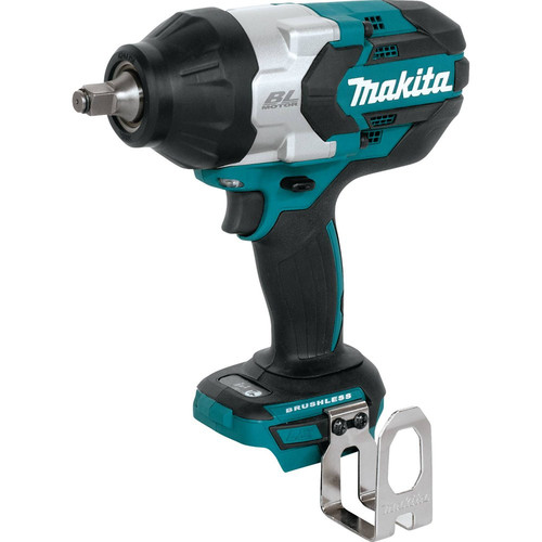 Makita XWT08Z 18V LXT Lithium-Ion Brushless High Torque 1/2 in. Square Drive Impact Wrench (Tool Only) image number 0