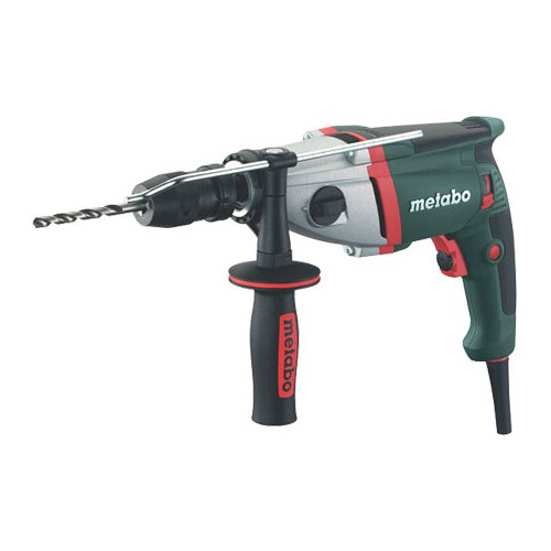 Metabo SBE751 1/2 in. 0 - 1,000 / 0 - 3,100 RPM 6.5 AMP Hammer Drill