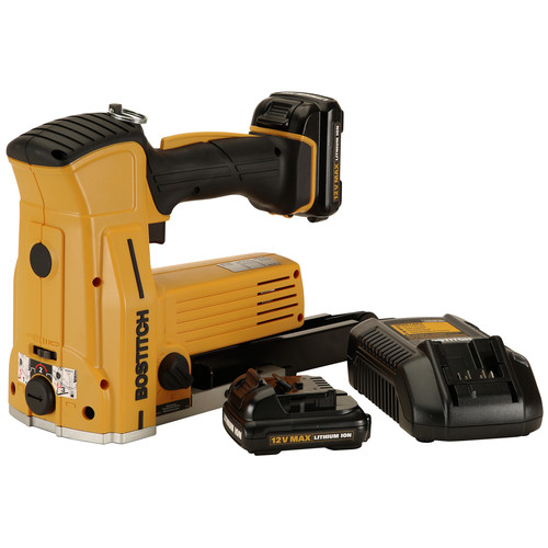 Bostitch DSW-3522 12V Max Cordless Lithium-Ion 22mm Carton Closer
