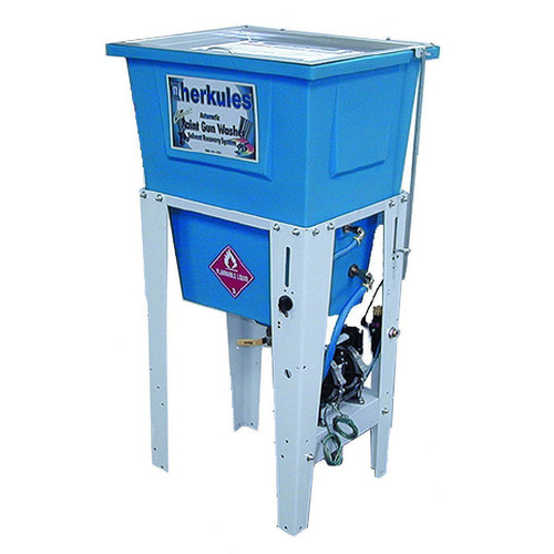 herkules G200 Classic Blue Paint Gun Washer