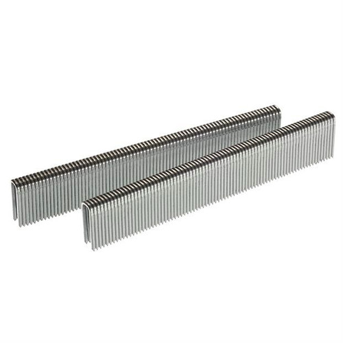SENCO L15BAB 18-Gauge 1/4 in. x 1-1/4 in. Electro-Galvanized Staples (5,000-Pack)