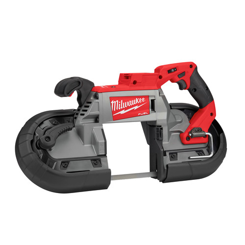 Milwaukee 2729S-20 M18 FUEL Cordless Lithium-Ion Deep Cut Dual-Trigger Band Saw (Tool Only) image number 0