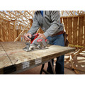 Milwaukee 2730-21 M18 FUEL Cordless 6-1/2 in. Circular Saw with REDLITHIUM Battery image number 8