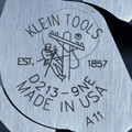 Klein Tools D213-9NE 9 3/8 in. Ne-Nose High-Leverage Side-Cut Pliers image number 5